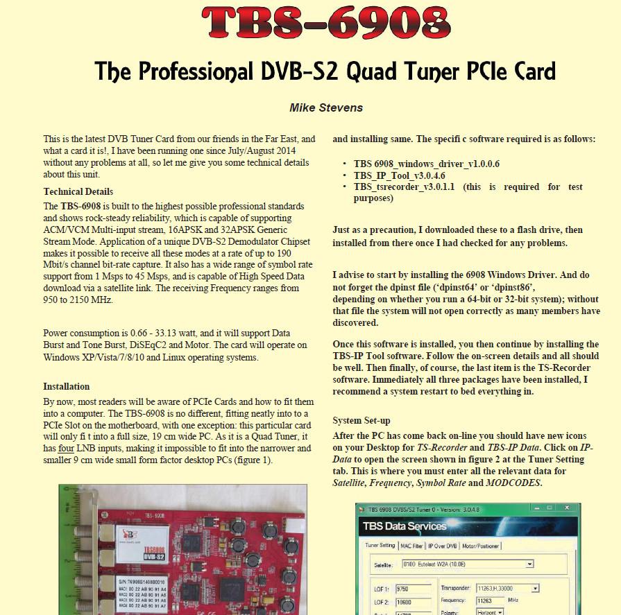 TBS6908
