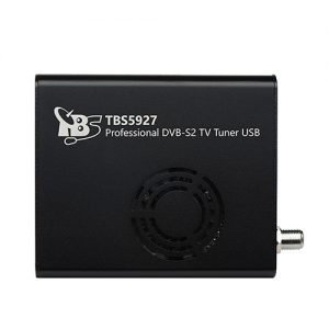 Best Digital Satellite TV Receiver TBS5927 Professional DVB-S2 TV Tuner USB Box for PC_1