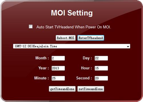 TBS MOI Satellite TV Streaming Box Guide