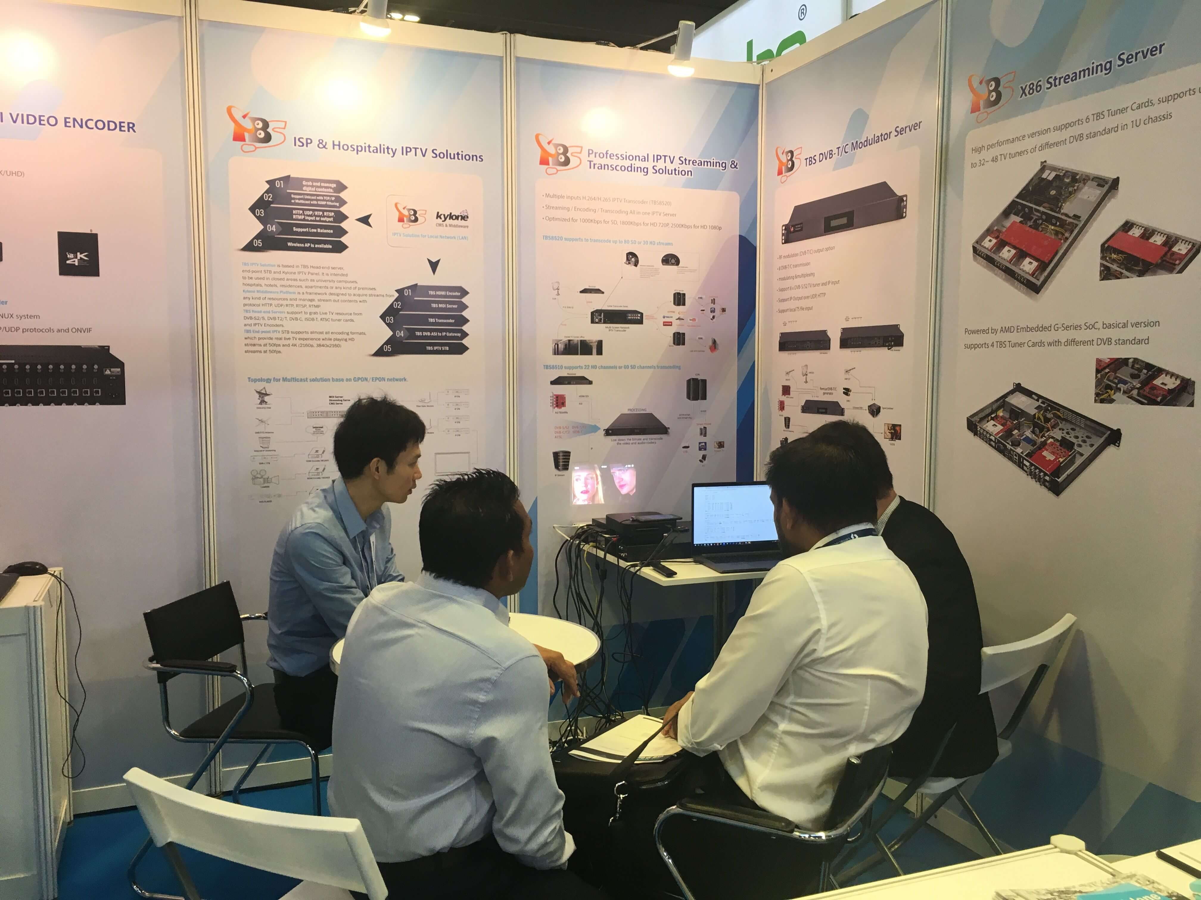 TBS6909 DVB-S2 8 Tuner PCI-e Card – TBS Technologies Blog