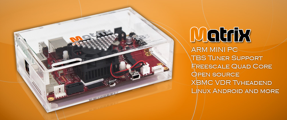TBS 2910 Matrix ARM mini PC